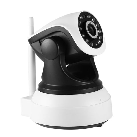 Smart Wifi Wireless IP Camera Monitor 720P HD Two Way Audio IR Night Vision