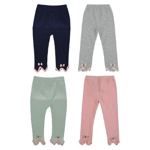 Fashion Knitted Leggings Sizes 12-24 mos, 3T & 4T