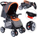 Costway Foldable Travel Stroller