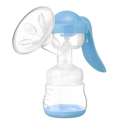 New arrival - Manual Breast Pump, Powerful Baby Nipple Suction 150ml  Feeding Milk Bottles