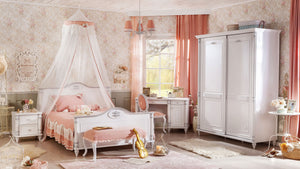 KINDERZIMMER ROMANTIC  SET 3-TLG I