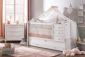 BABYZIMMER ROMANTIC SET 2-TLG II