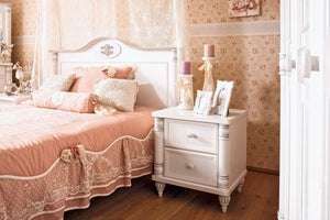 KINDERZIMMER ROMANTIC SET 4-TLG II