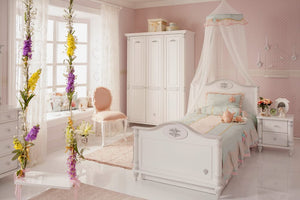 KINDERZIMMER ROMANTIC SET 4-TLG I