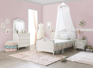 KINDERZIMMER ROMANTIC SET 4-TLG III