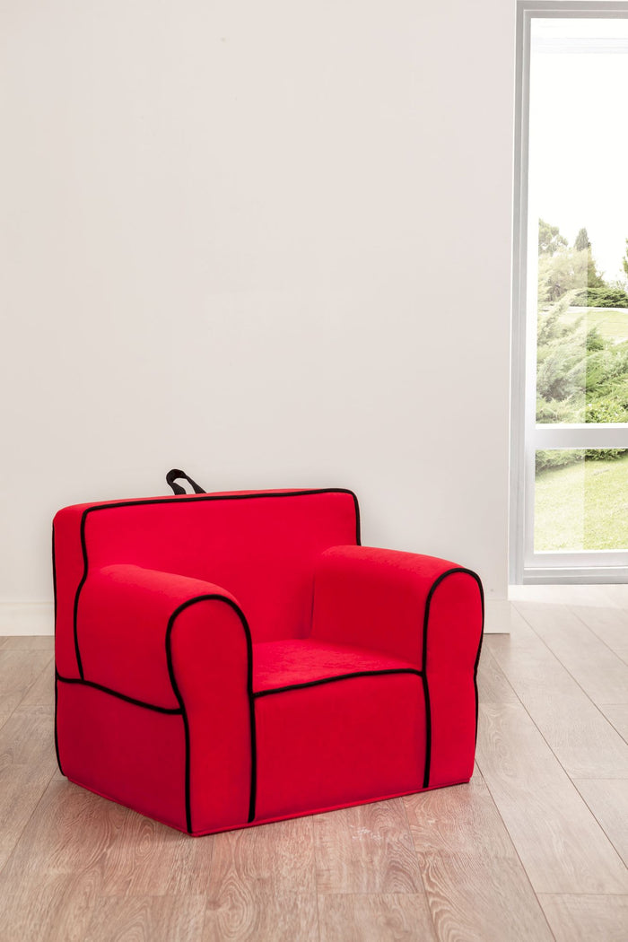 COMFORT KID CHAIR (Rot)