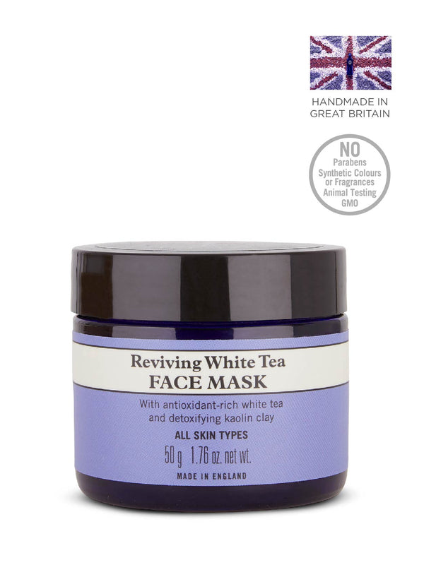 Reviving White Tea Face Mask
