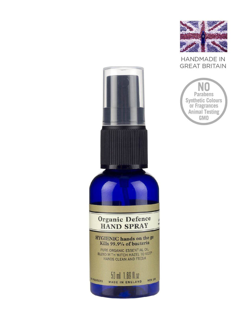 Organic Defence Hand Spray