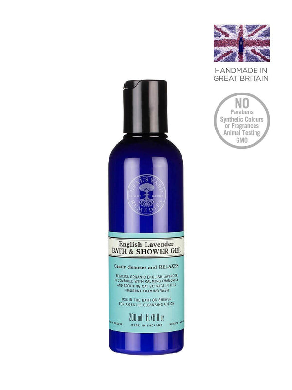 English Lavender Shower Gel
