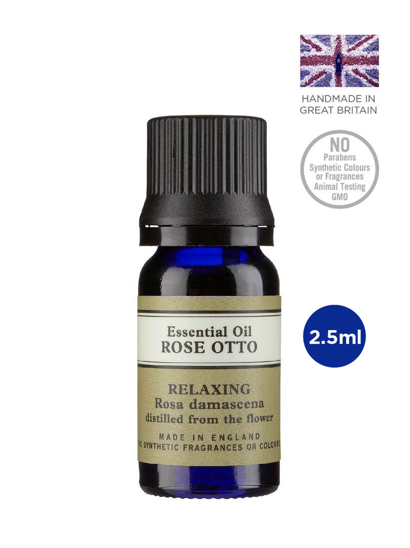 Rose Otto Essential Oil 2.5ml
