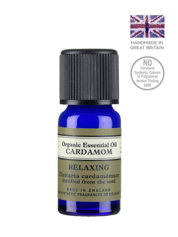 Cardamon Organic Essential Oil