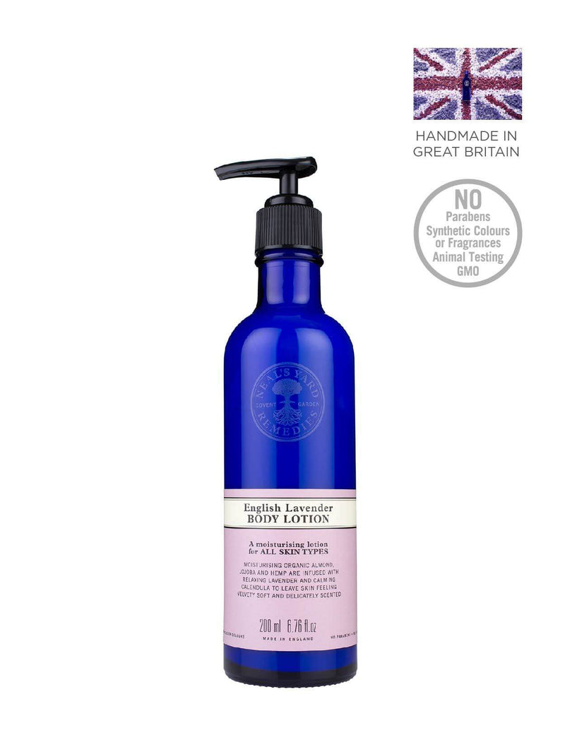 English Lavender Body Lotion