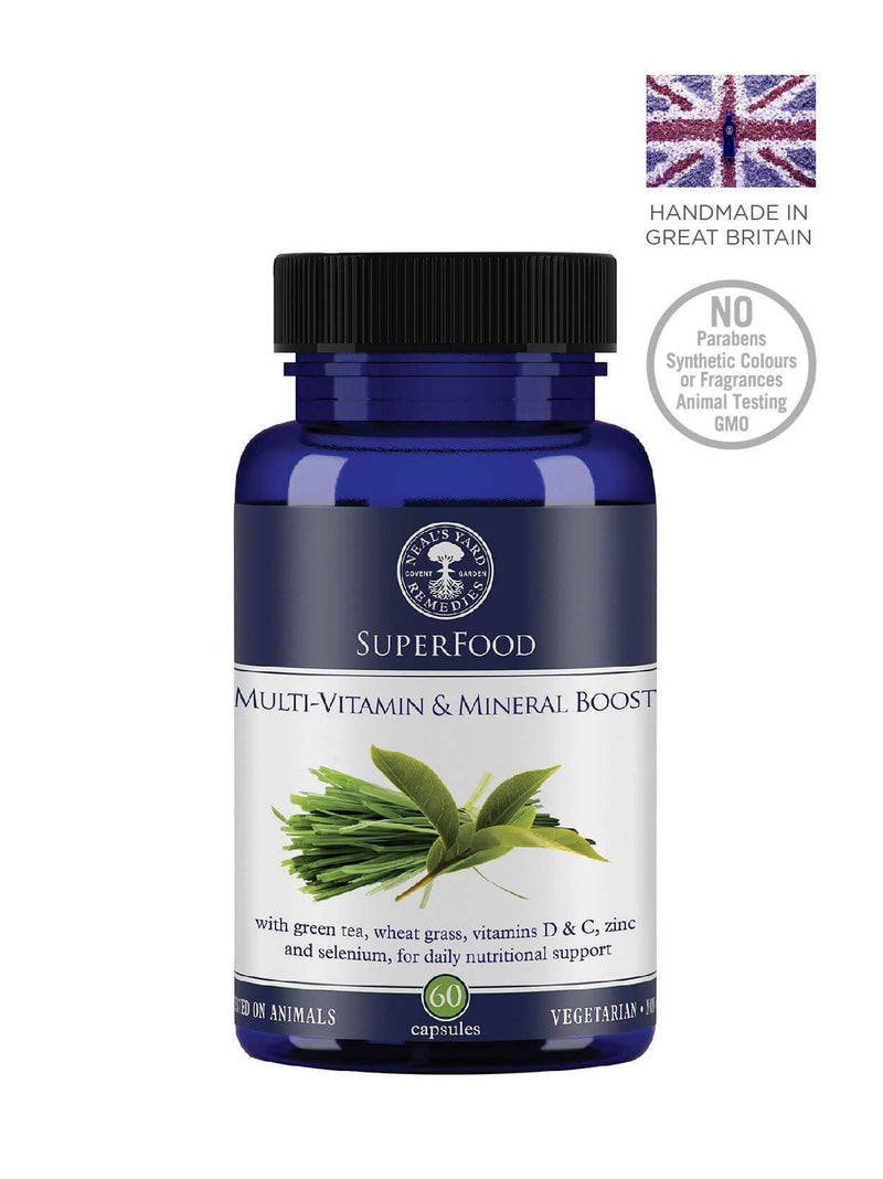 Multi Vitamin & Mineral Boost Supplement