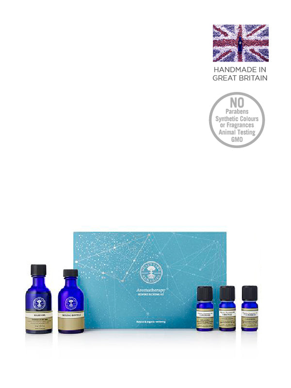 Aromatherapy Bespoke Blending Kit + BUY 2 GET FREE 1 Ready to Roll Collection (7108)