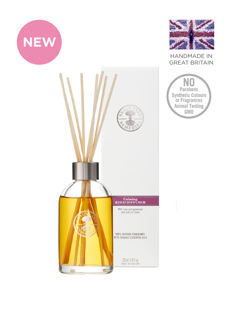 NEW Calming Aromatherapy Reed Diffuser 200ml