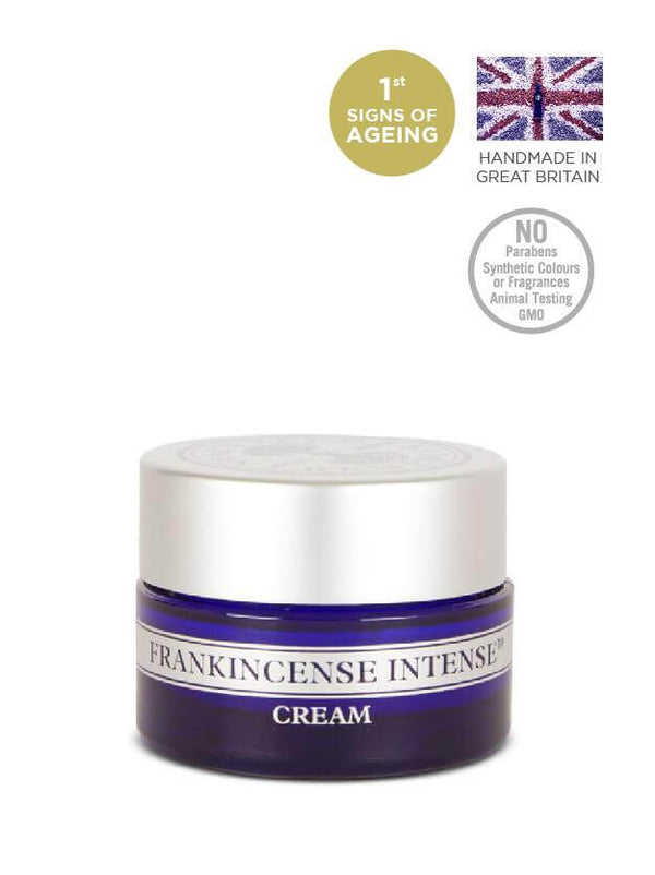 Frankincense Intense Cream Travel Size 15g NEW