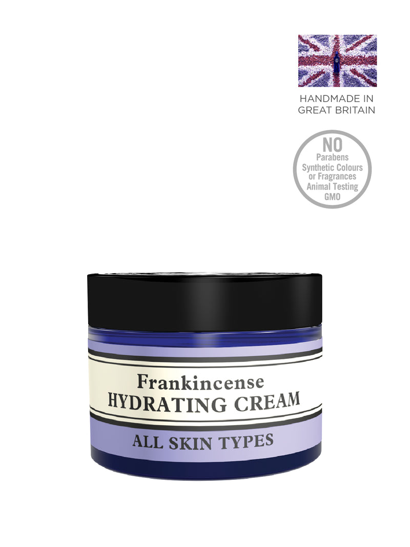 FRANKINCENSE HYDRATING CREAM, Travel size, 15g