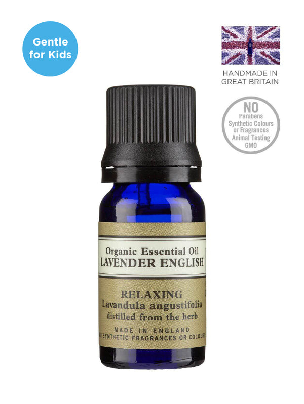 Lavender English Organic Essential Oil