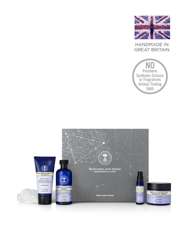 Rejuvenating Frankincense Collection