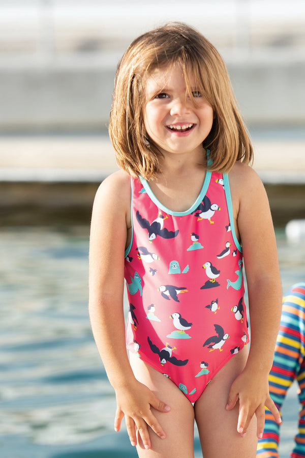 Sally swimsuit, Puffling Paddle