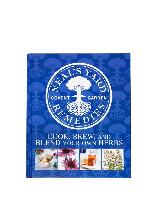 Cook, Brew and Blend Your Own Herbs Book