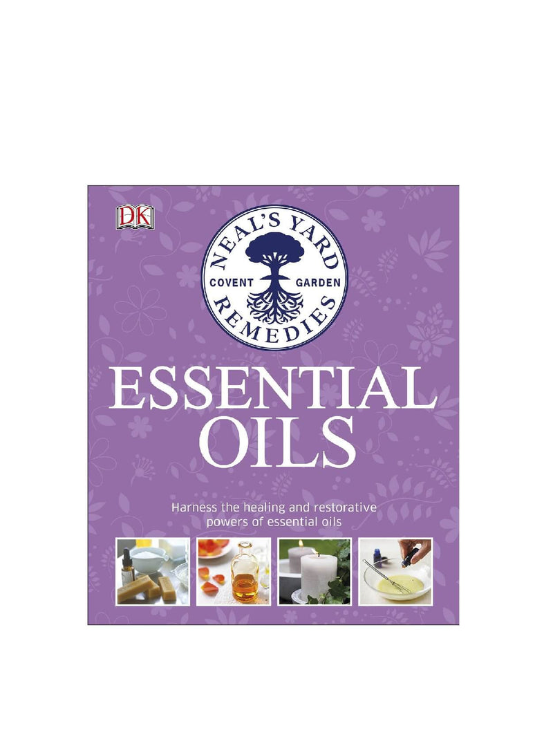 Neals Yard Remedies Essential Oils Book
