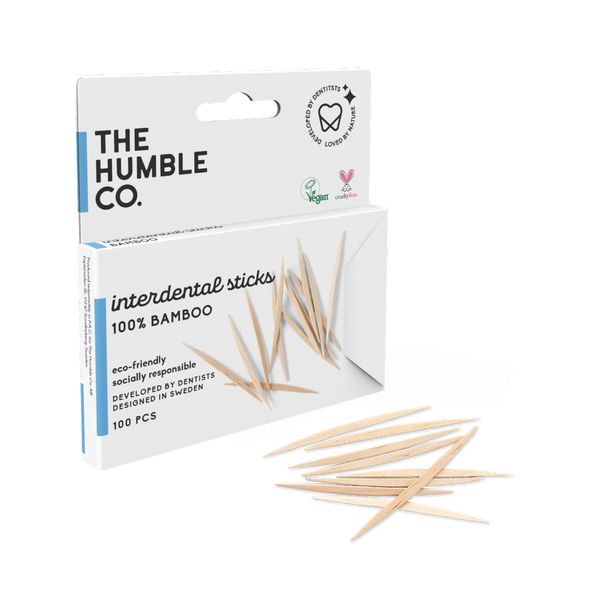 Humble Bamboo Toothpicks 100 PCS