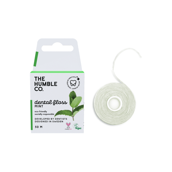 Humble dental floss - fresh mint 50 m