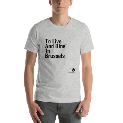 To Live And Dine In Brussels