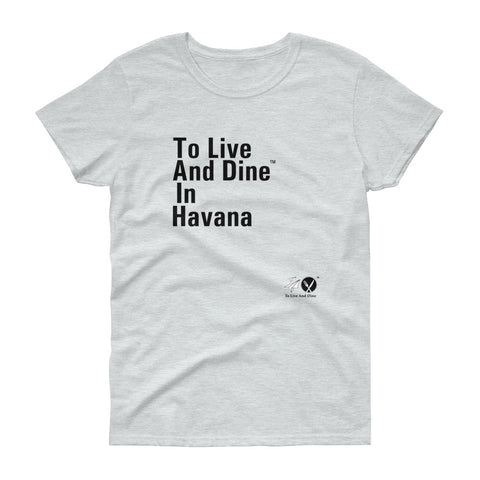 To Live And Dine In Havana