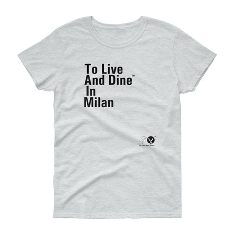 To Live And Dine In Milan