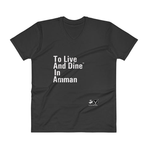 To Live And Dine In Amman