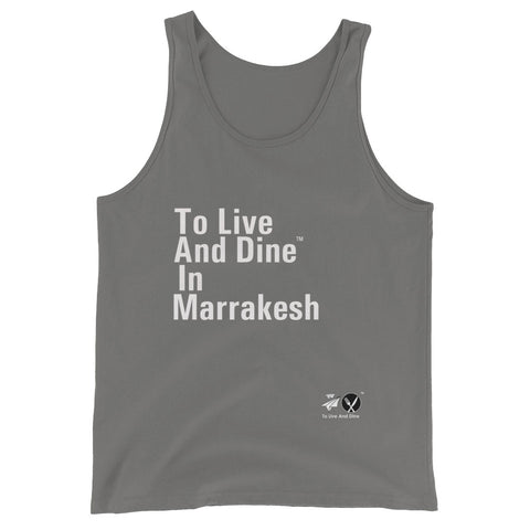 To Live And Dine In Marrakesh