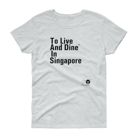To Live And Dine In Singapore
