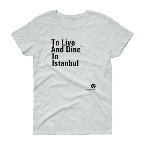 To Live And Dine In Istanbul