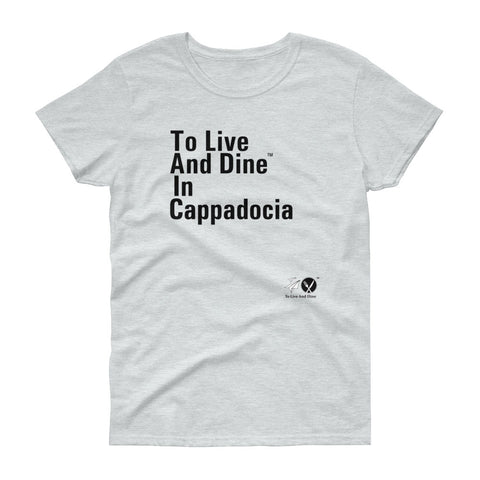 To Live And Dine In Cappadocia