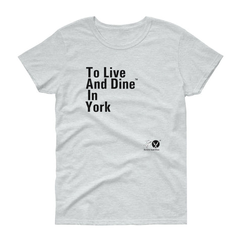 To Live And Dine In York