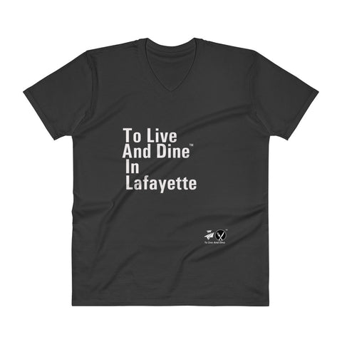 To Live And Dine In Lafayette