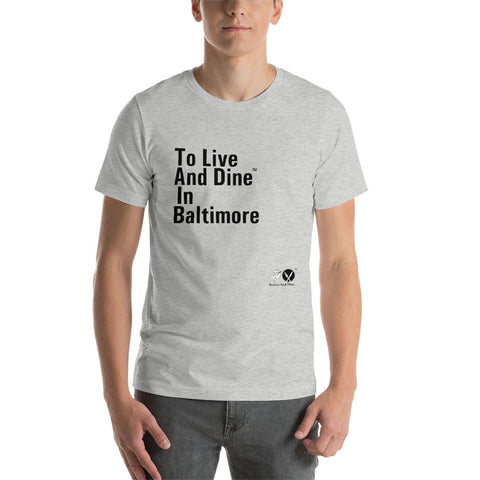 To Live And Dine In Baltimore