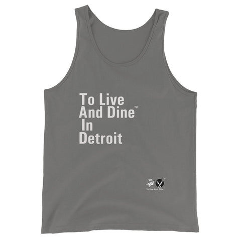 To Live And Dine In Detroit