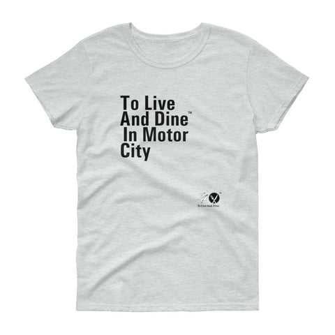 To Live And Dine In Motor City