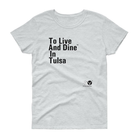 To Live And Dine In Tulsa