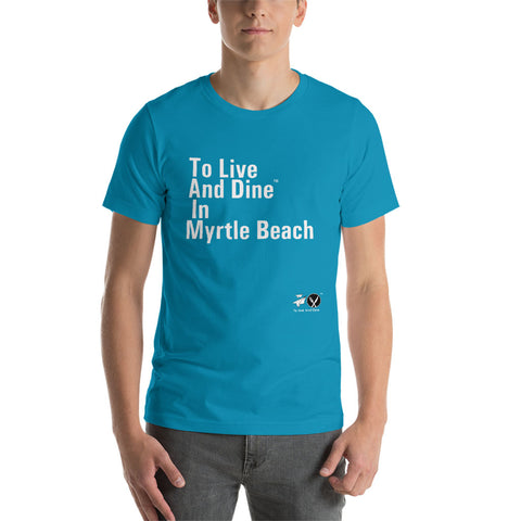 To Live And Dine In Myrtle Beach