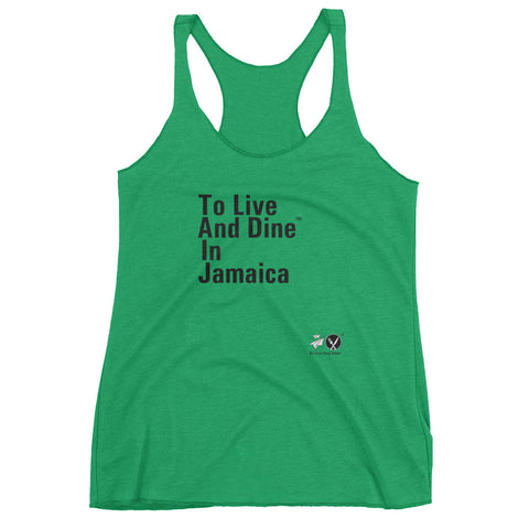 To Live And Dine In Jamaica
