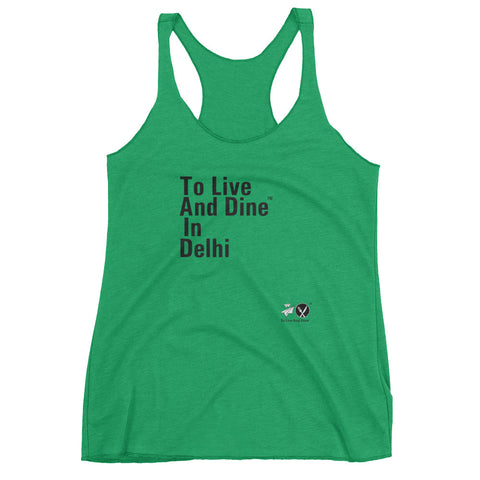 To Live And Dine In Delhi