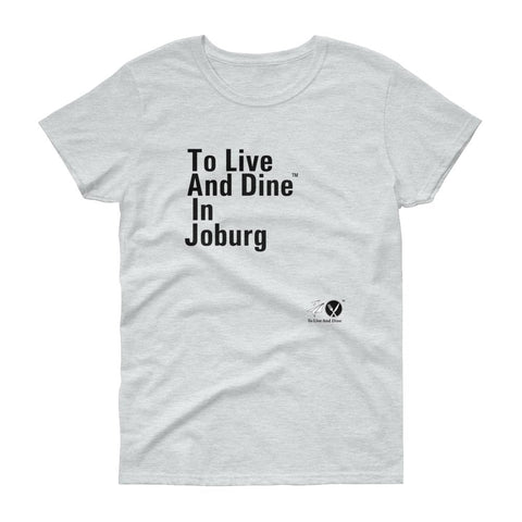 To Live And Dine In Joburg