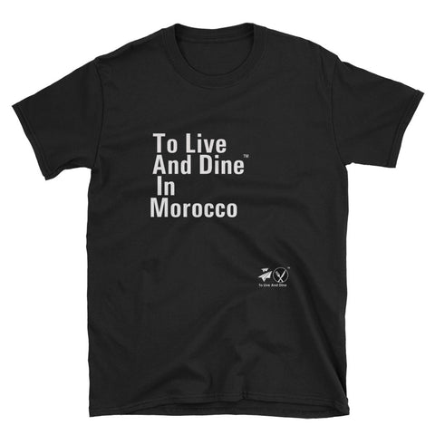 To Live And Dine In Morocco
