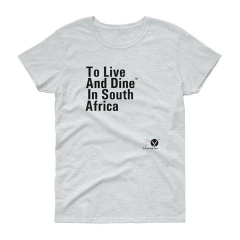 To Live And Dine In South Africa