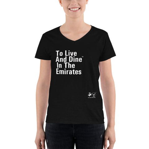 To Live And Dine In The Emirates