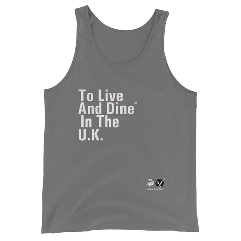To Live And Dine In The UK